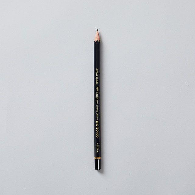 【5本SET】MONO 100 鉛筆HB / トンボ鉛筆