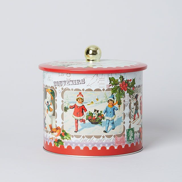 バレル缶 エンジョイ・ウィンター La Trinitaine/ラ・トリニテーヌ