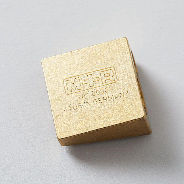 M+R/メビウス+ルパート ブラスシャープナー(TWIN)
