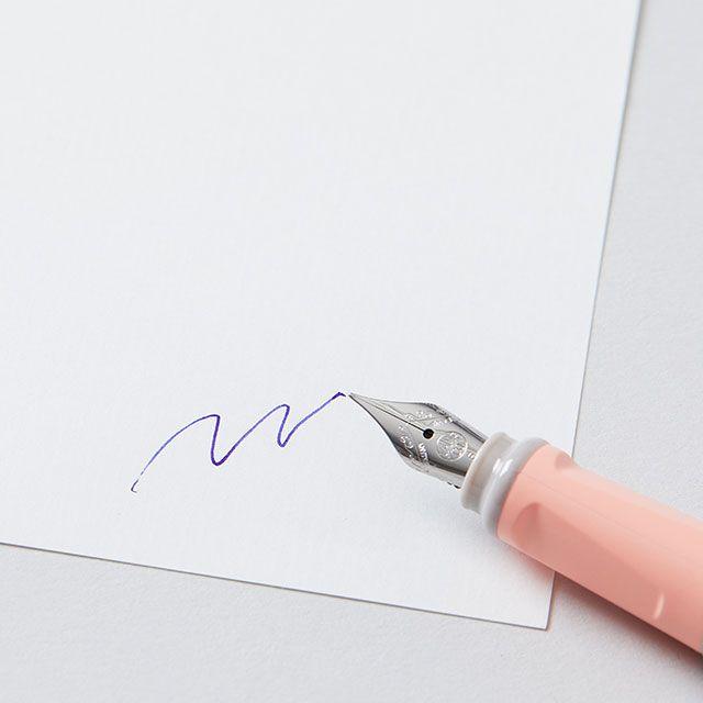 KAWECO/カヴェコ パケオ万年筆 ピンク