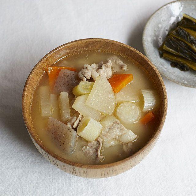 かのりゅう×TODAY'S SPECIAL 栗の汁椀 ナチュラル