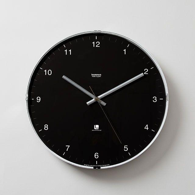 Lemnos/レムノス North clock グレー