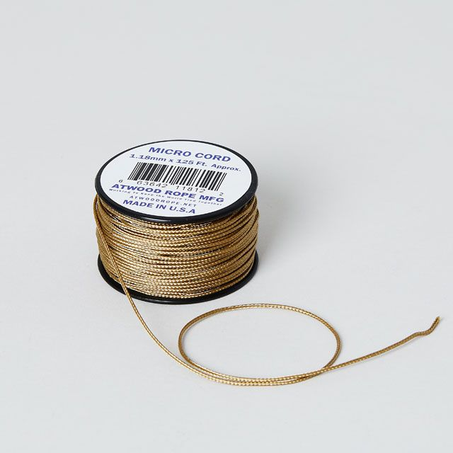 Atwood Rope MFG./アットウッドロープ アウトドアコード タン
