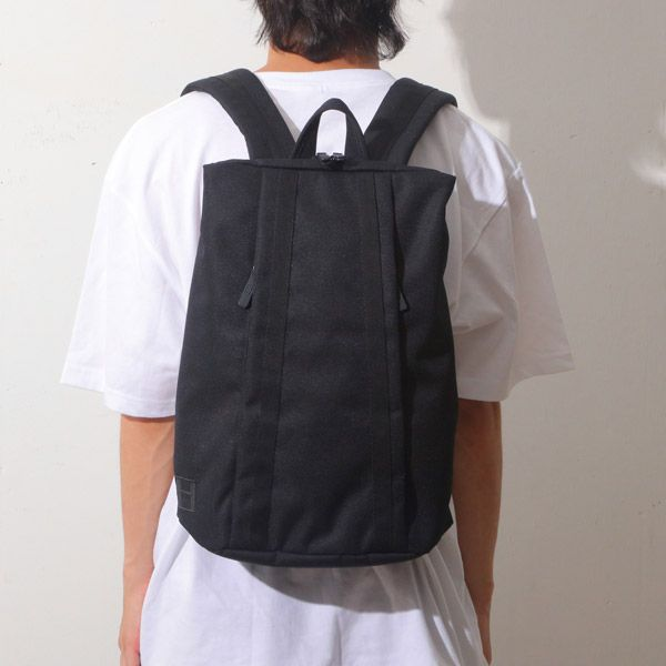MHWAY BELL BACKPACK L キャメル