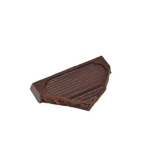 フェアトレードチョコレート 50g ビターザクロ