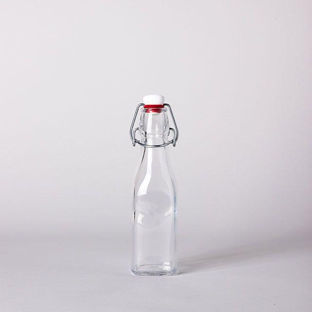 クリップボトル 250ml / Bormioli Rocco