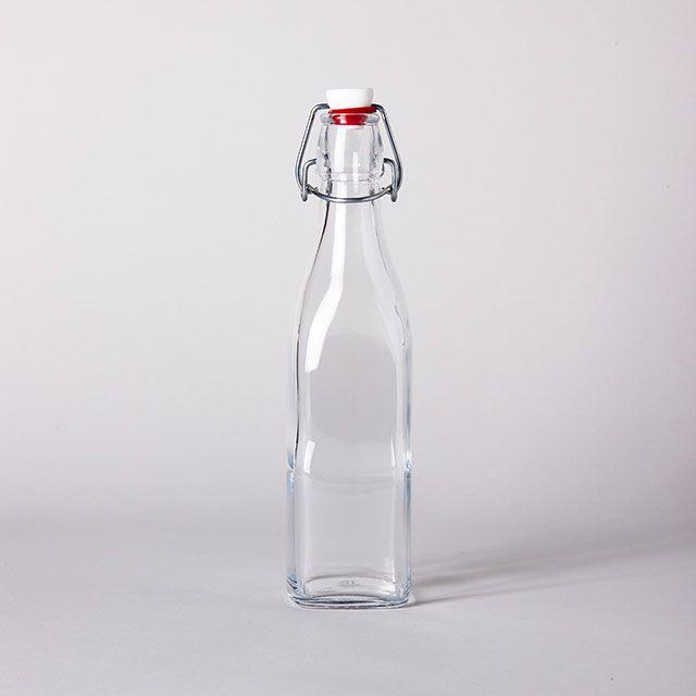クリップボトル 500ml / Bormioli Rocco
