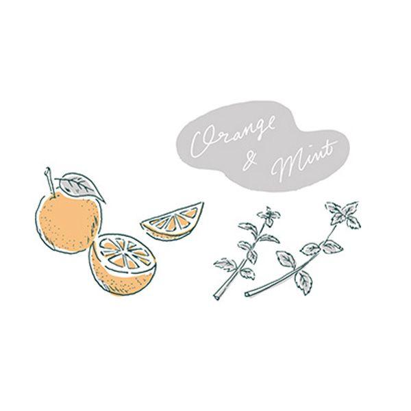 マヌカハニー+カモミール のどスプレー オレンジ味
