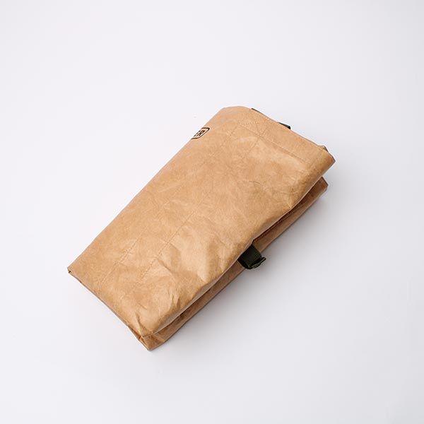 タイベック グローサリー クールバッグ  ナチュラル
