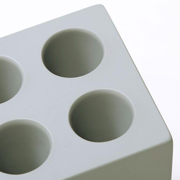 mini cube アッシュグレー