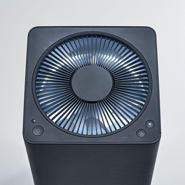 【オンライン限定】BALMUDA The Pure ダークグレー(空気清浄機)