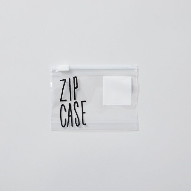【50枚入り】TODAY'S SPECIAL ZIP CASE SS