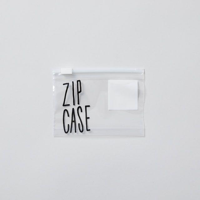 【限定 4サイズ 40枚セット】ZIP CASE 4サイズ 40枚