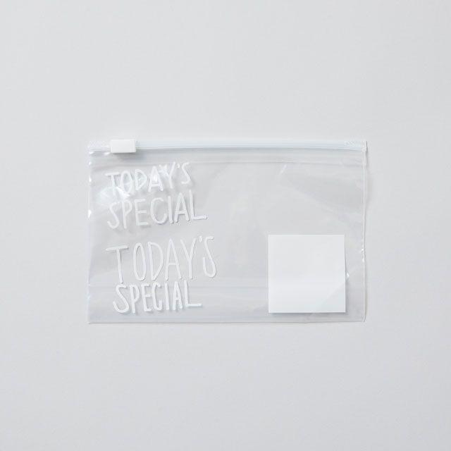【50枚入り】TODAY'S SPECIAL ZIP CASE S