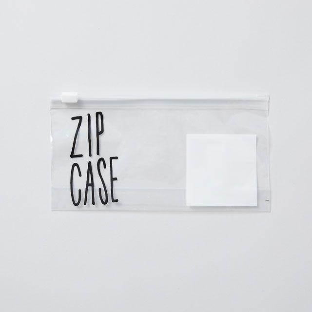 ZIP CASE M BLACK
