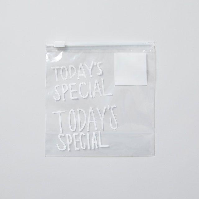 【50枚入り】TODAY'S SPECIAL ZIP CASE ML