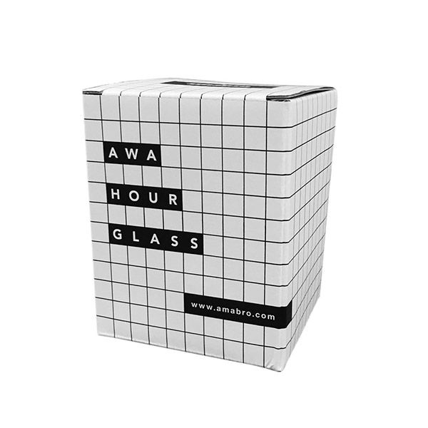 AWA HOUR GLASS グレー
