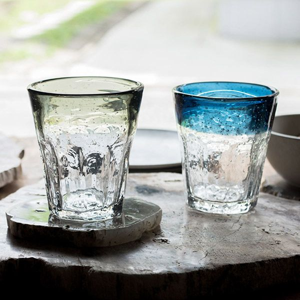 AWA HOUR GLASS ブルー
