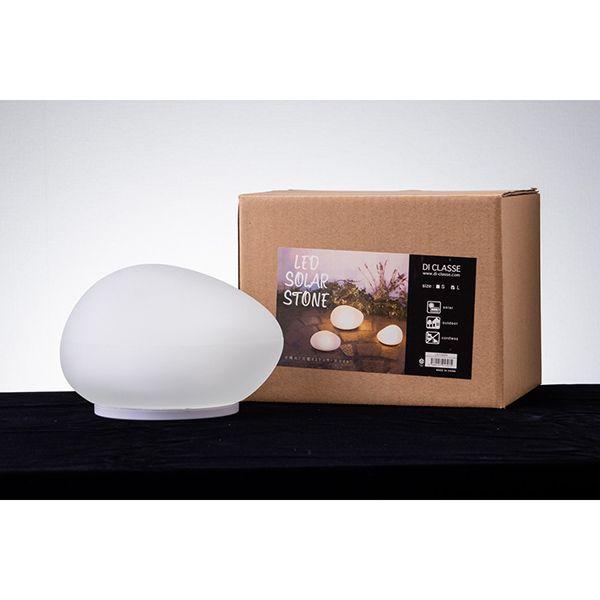 【オンライン限定】LEDソーラーストーン L