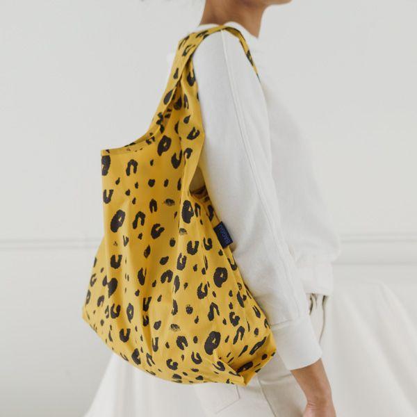 BAGGU Standard Bag レオパード