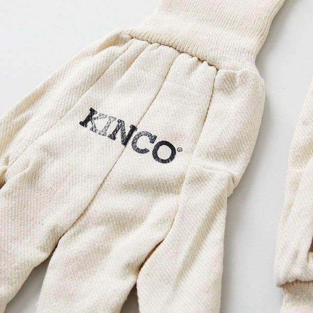 KINCO/キンコ コットングローブ