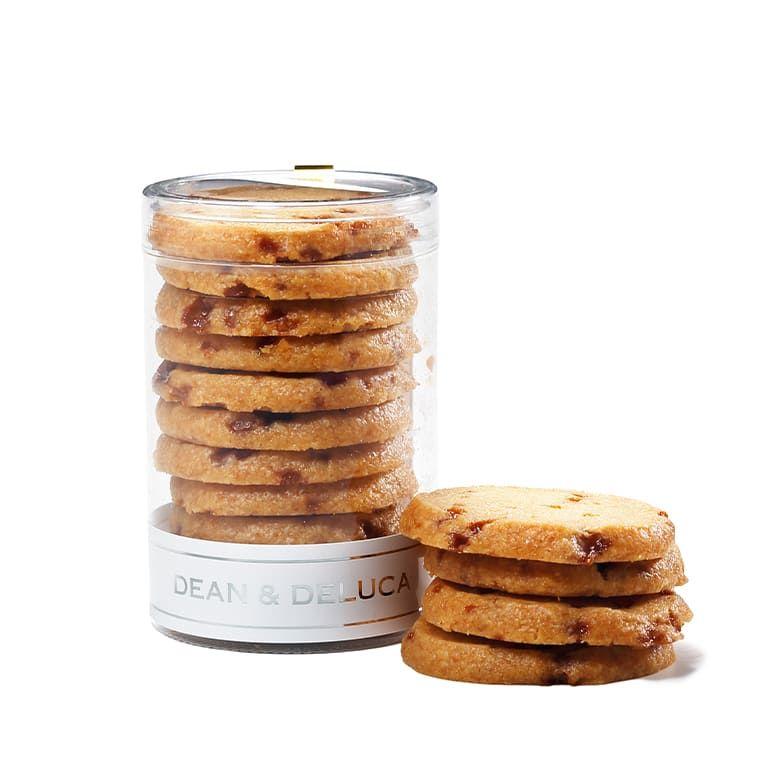 DEAN & DELUCA 円筒クッキー ソルトキャラメル【賞味期限2020年8月14日】
