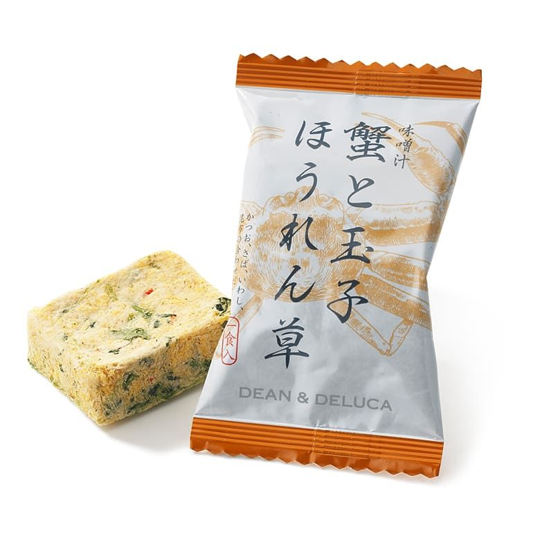 【オンラインストア限定】DEAN&DELUCA 味噌汁24個セット