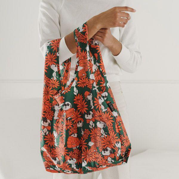 BAGGU Standard Bag PEANUTS スヌーピー