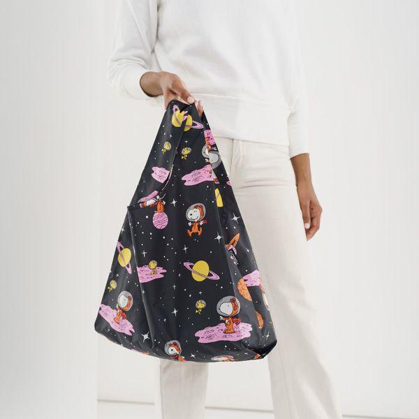 BAGGU Standard Bag PEANUTS スペーススヌーピー