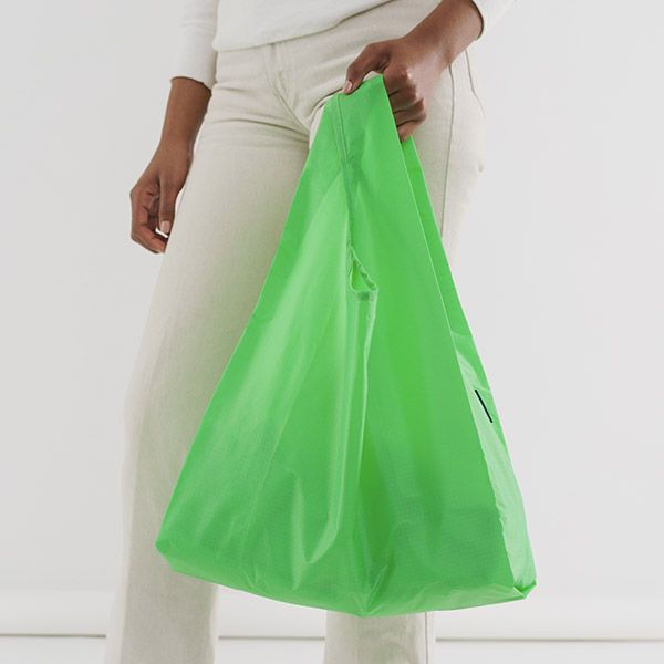 BAGGU Standard Bag アロエグリーン