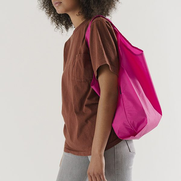BAGGU Standard Bag マゼンタ