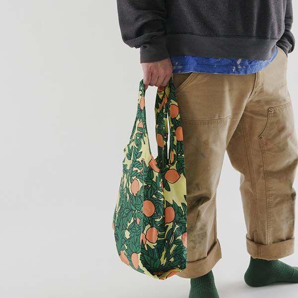 BAGGU Standard Bag オレンジツリー