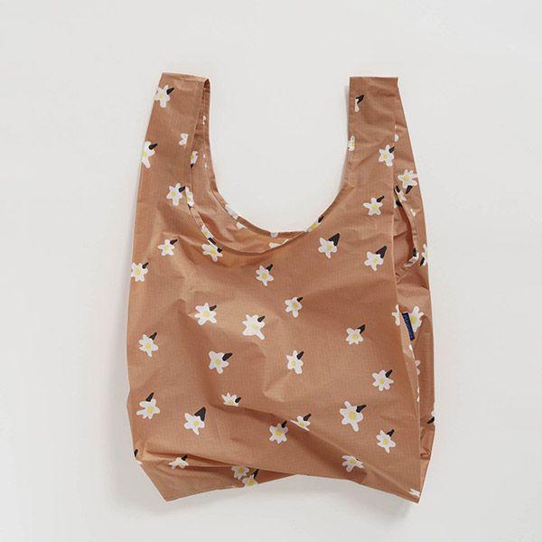 BAGGU Standard Bag ブラウンデイジー
