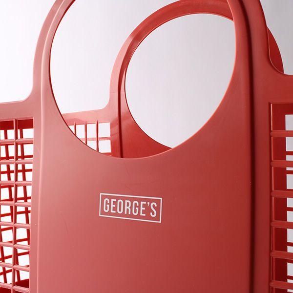 GEORGE'S PEバスケット ネイビー
