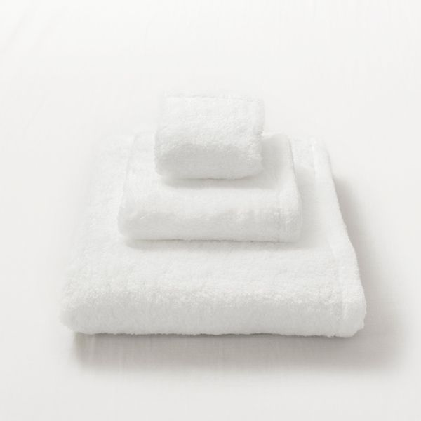 MASIRO バスタオル ホワイト