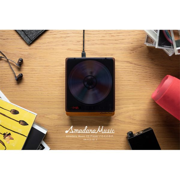 Amadana/アマダナ Music CD Player C.C.C.D.P.