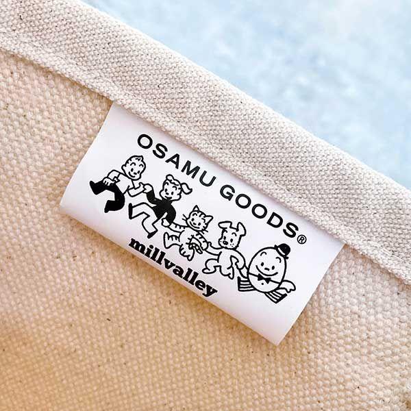 OSAMU GOODS キャンバスバッグ ベティー
