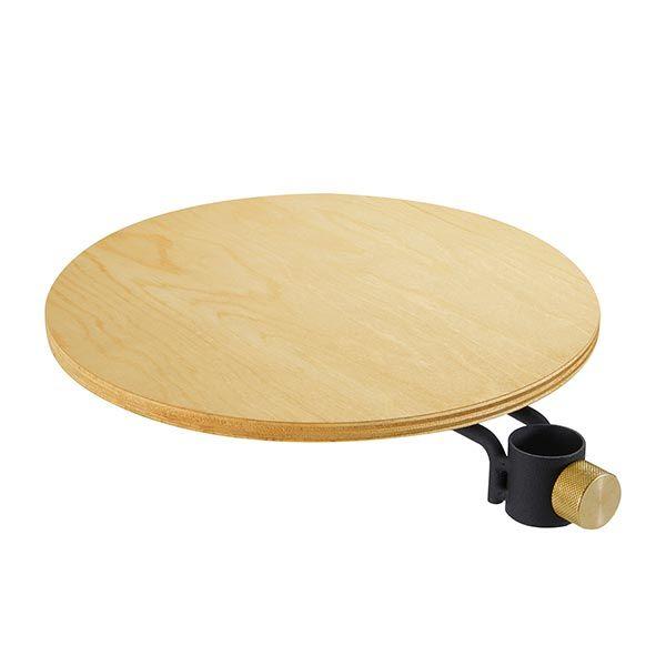 【オンラインストア限定】テンションロッドC トレイ&テーブルセット ブラック