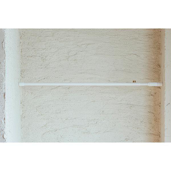 【オンライン限定】テンションロッドB ホワイト 115-190cm