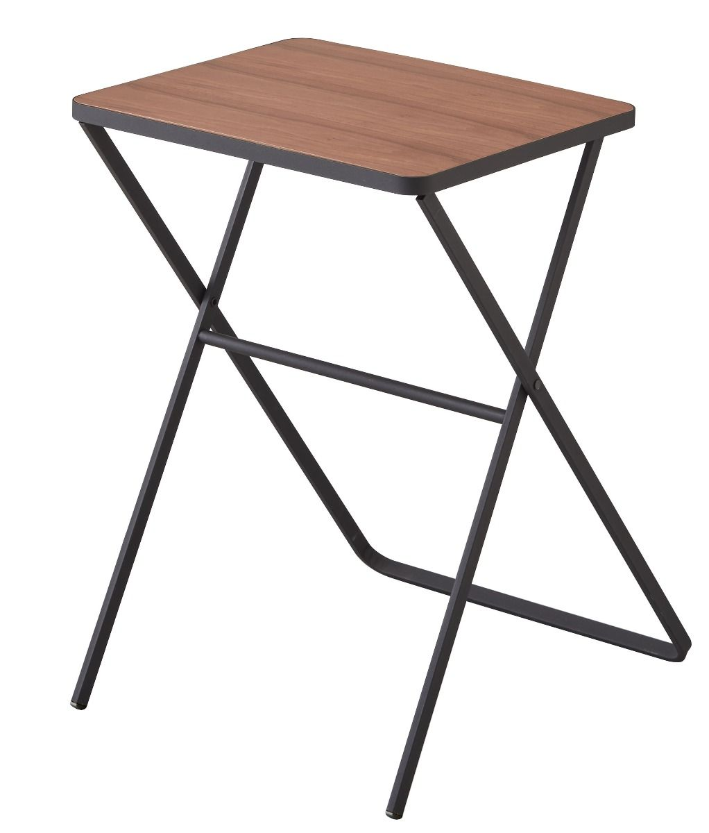 tower 折り畳みテーブル ブラック