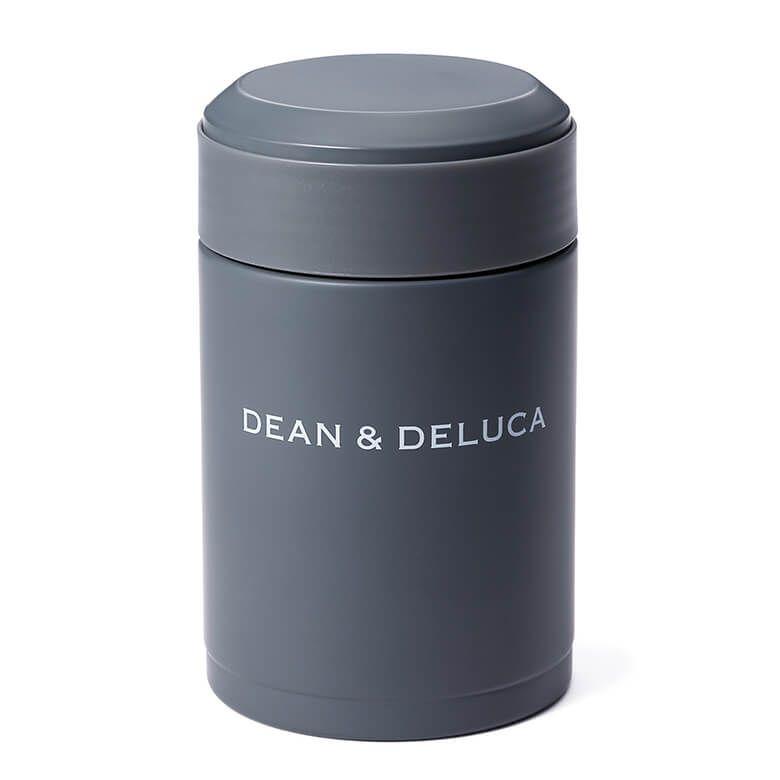 DEAN & DELUCA スープポット300ml チャコールグレー