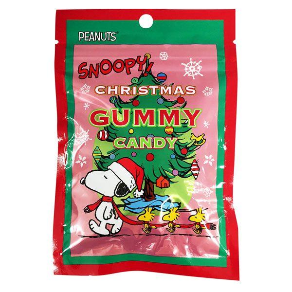スヌーピー クリスマスグミ