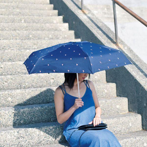 HUS. Smartduo Parasol Hanamizuki ベージュ