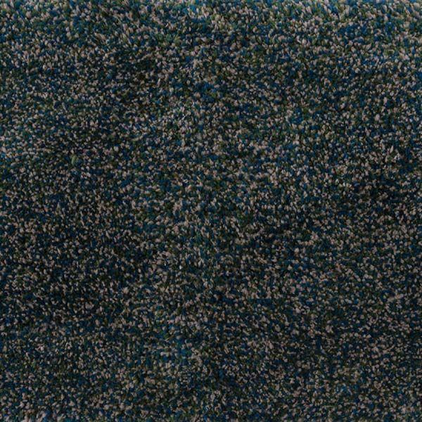 【オンライン限定】モコ ラグ 190×190 グリーン