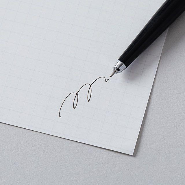 OHTO/オート ゲルボールペン ブラック