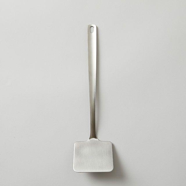 一菱金属 すくいやすく返しやすいターナー