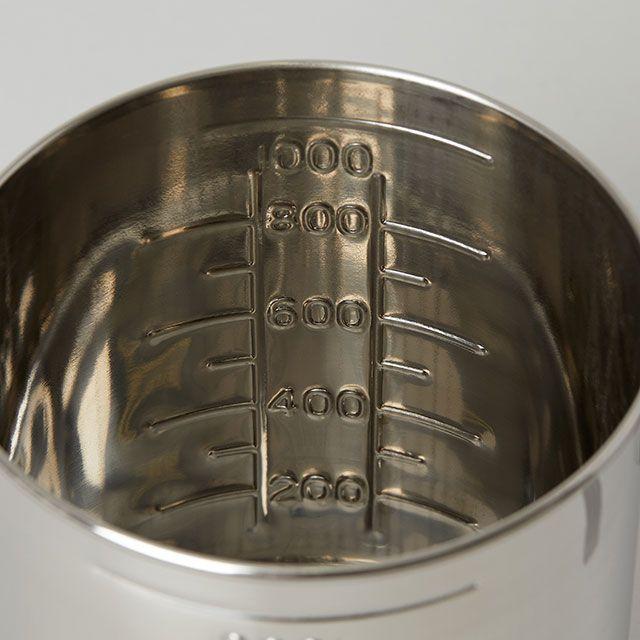 一菱金属 入れ子式メジャーカップ 1000cc