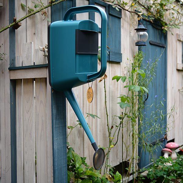 ガーデンジョーロ 4L レイクブルー