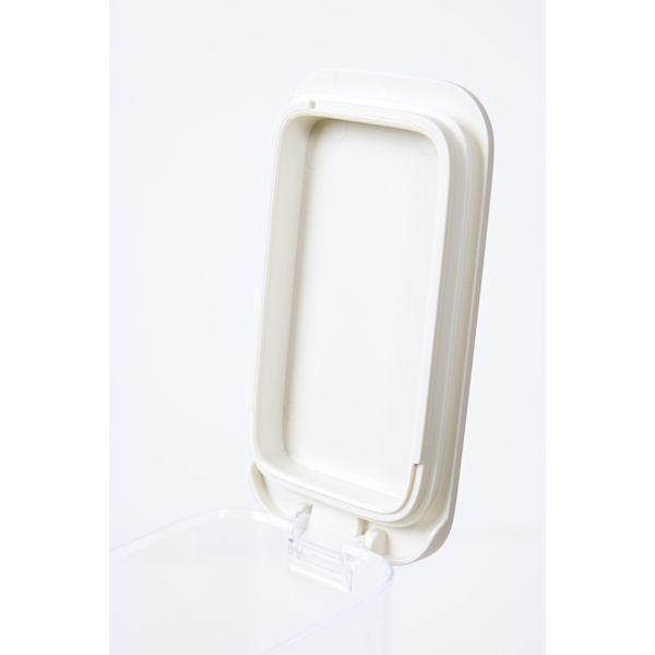パッキン付調味料ポット ホワイト