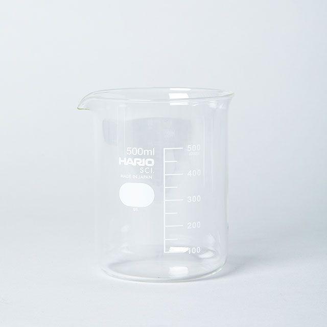 ビーカー 500ml HARIO/ハリオ